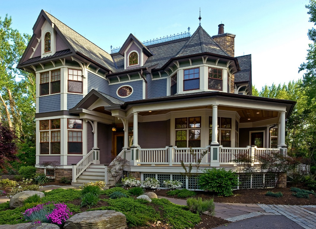 Paint Your Colonial Federal or Victorian Style Home Old Village Paint