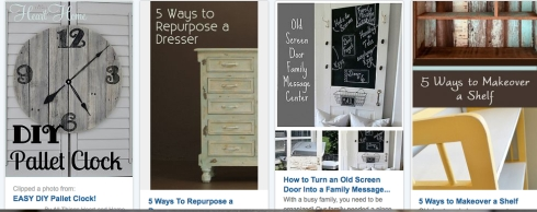 More ideas from Recycle, Repurpose, Reuse Board.