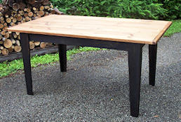 5 Foot Farm Table