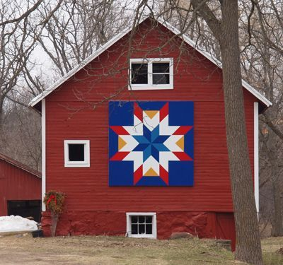 Found On Barnquiltsandmurals Com